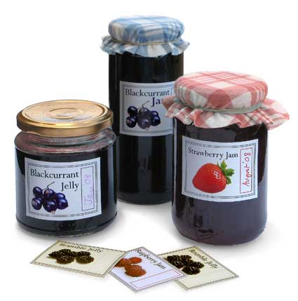 How To Make Jam Labels At Home